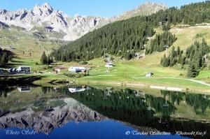 Panorama Lac Alpin - © TORCHIO Sébastien