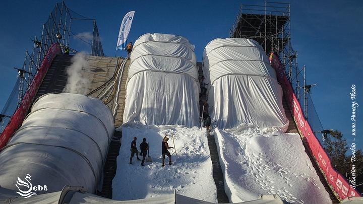 Sosh Big Air Annecy : les chiffres de la démesure