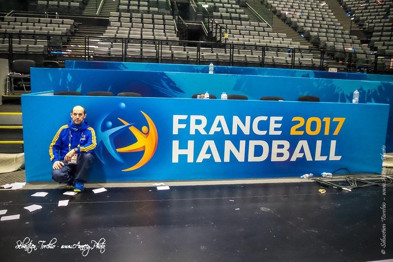 Photographe Championnat du monde de Handball, Sébastien TORCHIO, Photographe Hand
