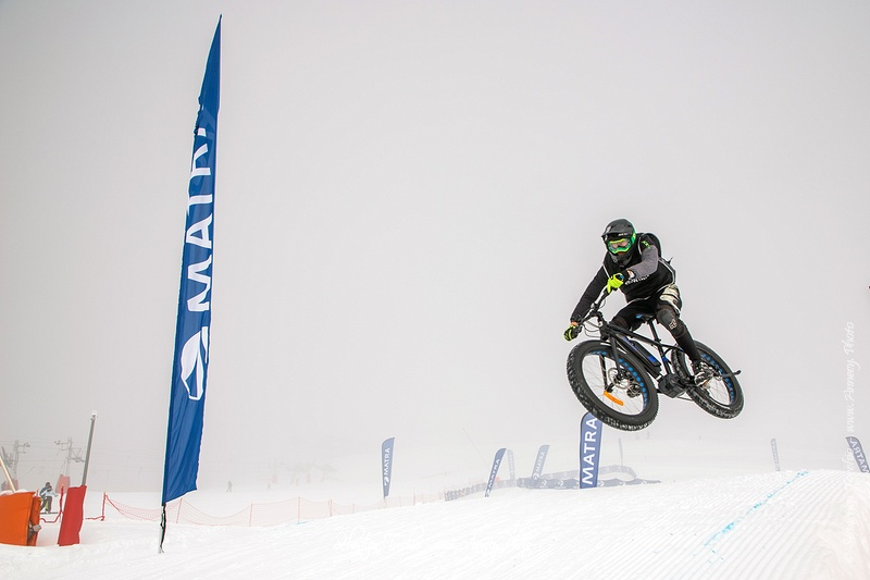 SnowCross, VTT sur Neige - Sébastien TORCHIO Photographe Sport - www.Annecy.Photo