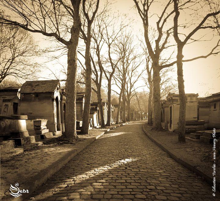Cimetiere de Montmartre