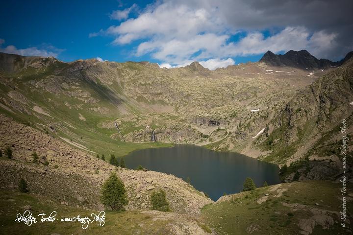 Lac de Vens - Parc National du Mercantour © Sébastien TORCHIO, www.Annecy.Photo