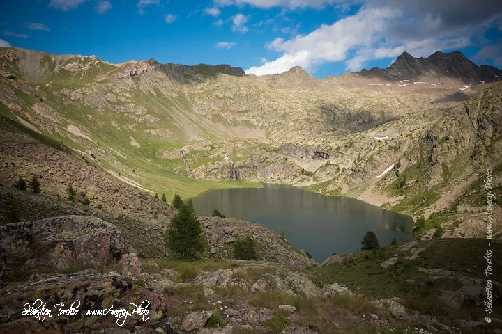 Trek in Mercantour : Au cœur de la Haute Tinée