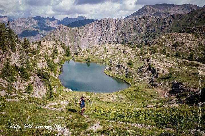 Trail au cœur du Parc National du Mercantour © Sébastien TORCHIO, www.Annecy.Photo