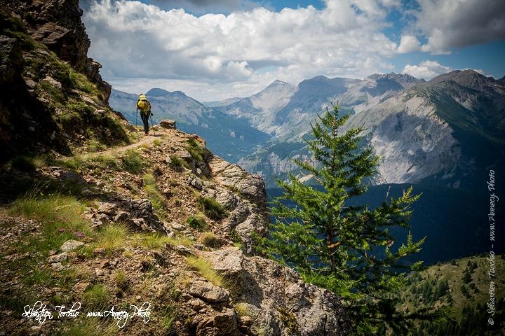 Randonnée Au fil du Chemin de L'Energie © Sébastien TORCHIO, www.Annecy.Photo