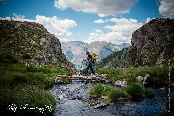 Randonnée au cœur du Parc National du Mercantour © Sébastien TORCHIO, www.Annecy.Photo