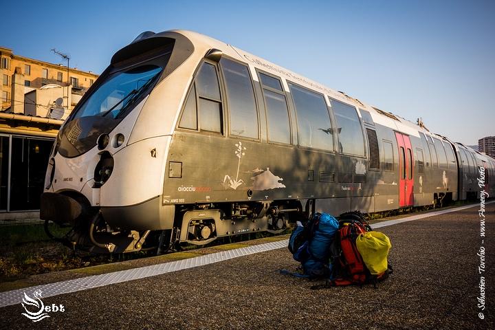 L'incontournable train Corse © Sébastien TORCHIO, www.Annecy.Photo