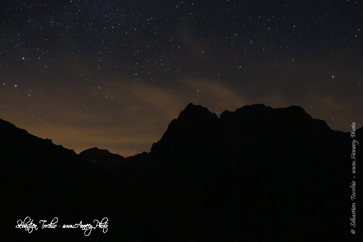 Le Parc National du Mercantour, un paradis pour les astronomes © Sébastien TORCHIO, www.Annecy.Photo