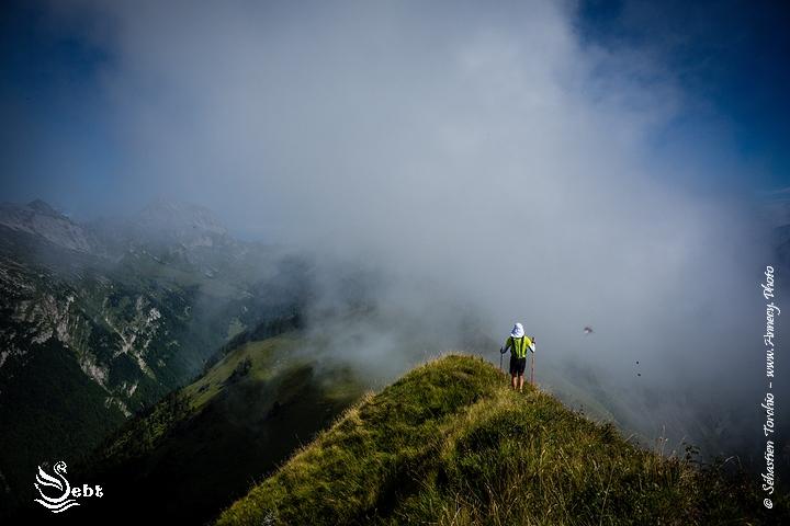 Trail et Randonnée dans les Bauges - © Sébastien TORCHIO, www.Annecy.Photo
