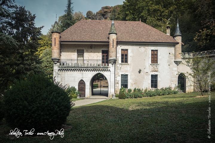 Château de Lucey © Sébastien TORCHIO, www.Annecy.Photo
