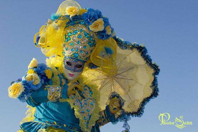 Carnaval Vénitien d'Aix les Bains - © TORCHIO Sébastien