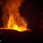 Éruption du Piton de La Fournaise – © Torchio Sébastien – Annecy Photo