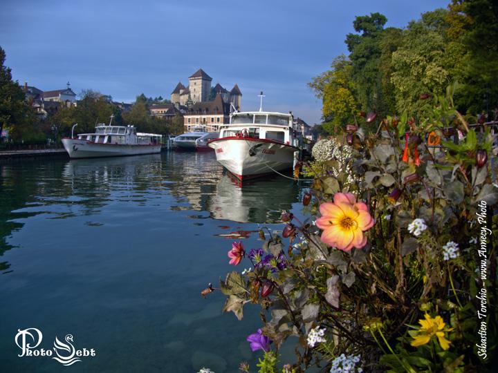 Le Port d'Annecy - © Sébastien TORCHIO