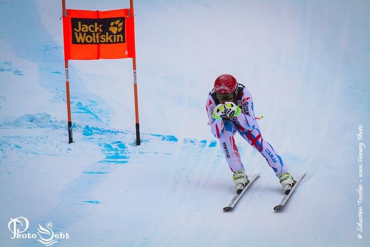 Guillermo Fayed (Chamonix) - © Sébastien TORCHIO
