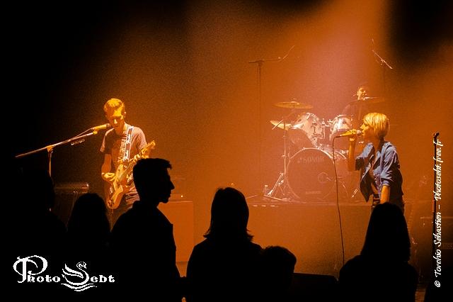 So & So What en concert - © Sébastien TORCHIO