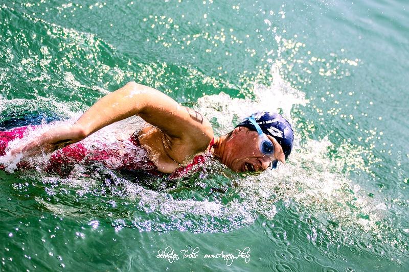 Photographe Coupe du Monde de Nage en eau libre dans le Lac d'Annecy - Sébastien TORCHIO Photographe Sport - www.Annecy.Photo