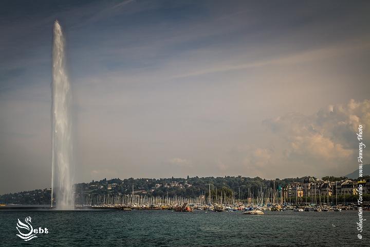 Un week-end à Genève, la luxueuse