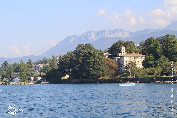 Belle demeure sur les bords du Lac Léman © Sébastien TORCHIO, www.Annecy.Photo