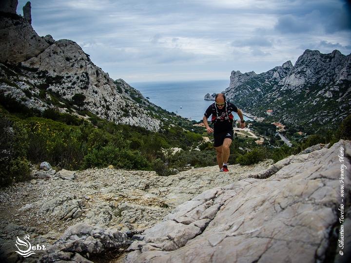 Trail : Traversée des Calanques de Marseille à Cassis - © Sébastien TORCHIO, www.Annecy.Photo