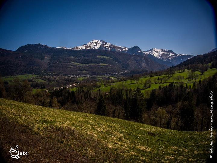 Points de vue et Panorama sur les sommets des Bauges © Sébastien TORCHIO, www.Annecy.Photo