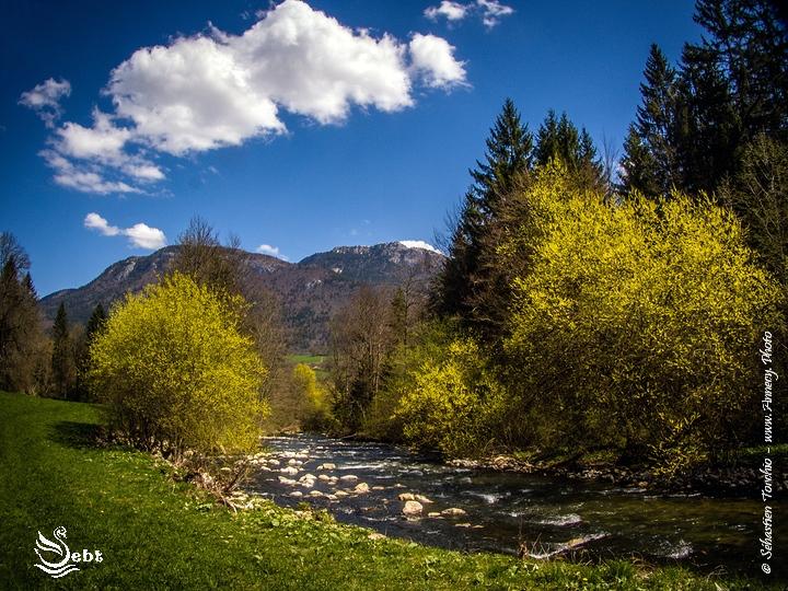 Panorama nature au cœur des Bauges © Sébastien TORCHIO, www.Annecy.Photo © Sébastien