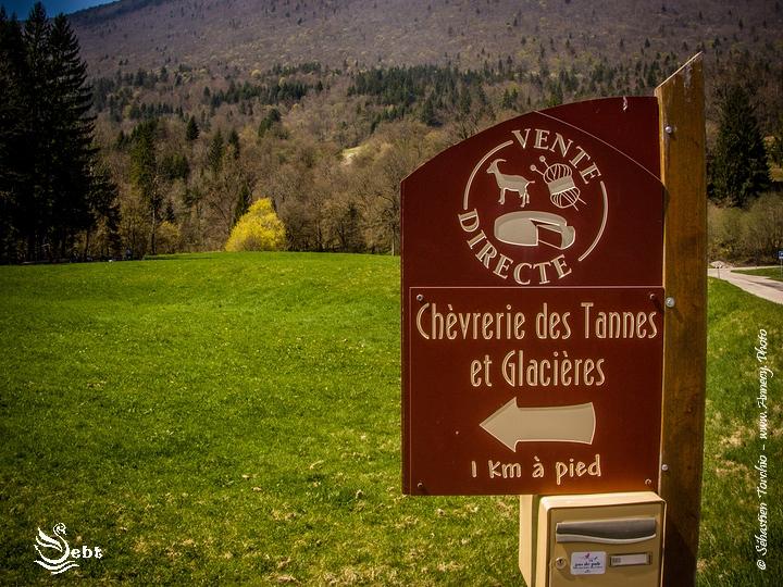 La Chèvrerie des Tannes et Glacières © Sébastien TORCHIO, www.Annecy.Photo