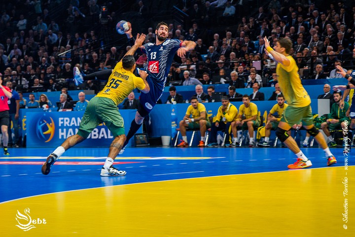 Nikola Karabatic - © Sébastien TORCHIO, www.Annecy.Photo