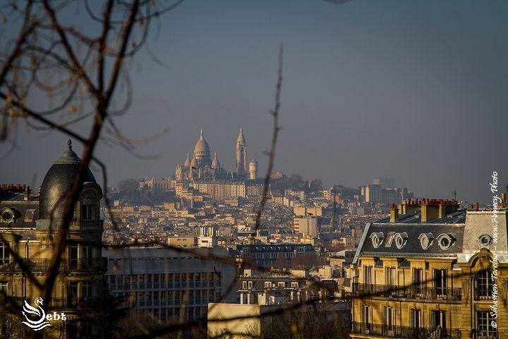 City Trek à Paris
