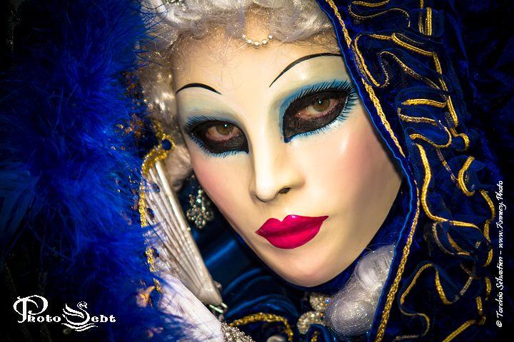 Carnaval Vénitien d'Annecy - © Sébastien TORCHIO