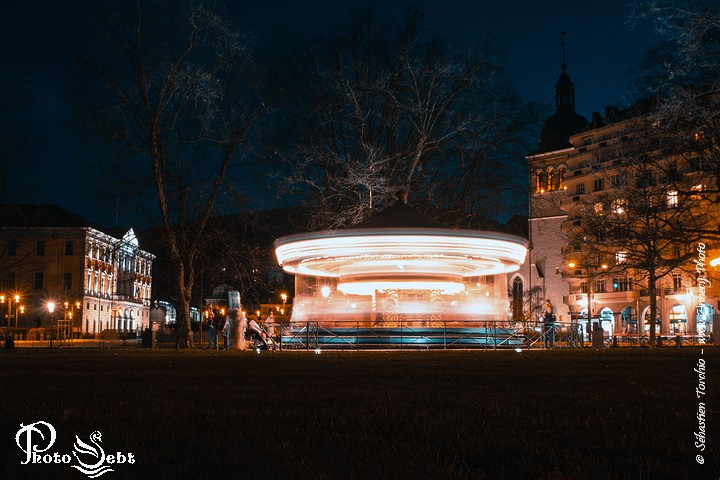Manège du Pâquier d'Annecy - © Sébastien TORCHIO, www.Annecy.Photo