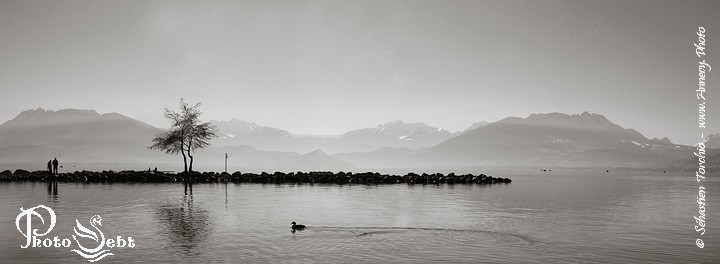 Baie d'Annecy-le Vieux  - © Sébastien TORCHIO, www.Annecy.Photo