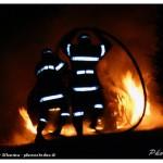 TORCHIO Sébastien - Feu de VL, Séléction du Jury Congrès National des sapeurs pompiers - Bourges (2005), Catégorie Intervention - © TORCHIO Sébastien
