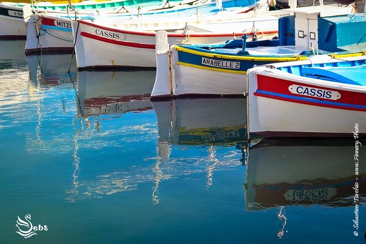 Le Port de Cassis © Sébastien TORCHIO, www.Annecy.Photo